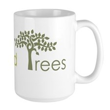 gingko and larch Richmond Trees Mug