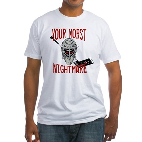 Worst Nightmare Fitted T-Shirt