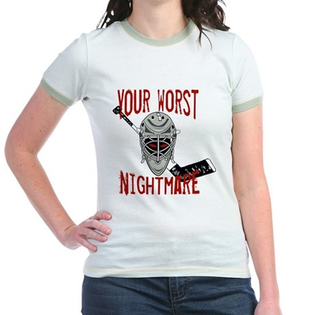 Worst Nightmare Jr. Ringer T-Shirt