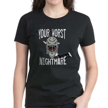 Worst Nightmare Women's Dark T-Shirt