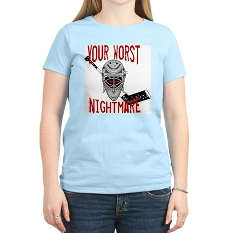 Worst Nightmare Women's Light T-Shirt