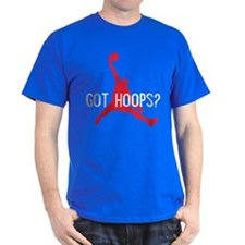 Got Hoops? T-Shirt