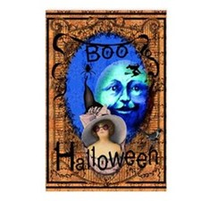Halloween Witch Color Postcards (Package of 8)