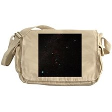 Orion constellation Messenger Bag