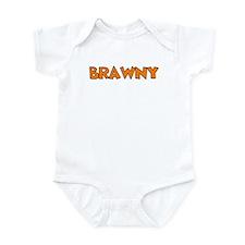 BRAWNY Infant Bodysuit