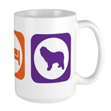 Eat Sleep Ovcharka Coffee Mug