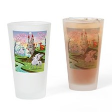 Fairy Tale Drinking Glass
