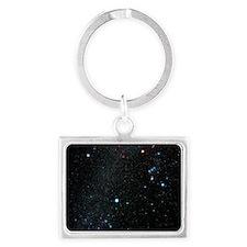 Orion constellation Landscape Keychain
