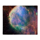 Astronomy and space Fleece Blankets