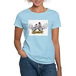 Silver Sebright Bantams Women's Light T-Shirt
