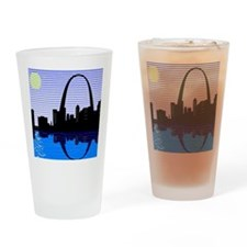 St. Louis Arch Drinking Glass
