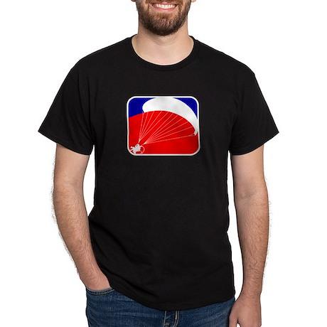Paramotor - USA Paramotor Log Dark T-Shirt
