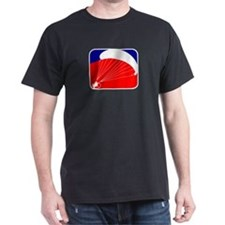 Paramotor - USA Paramotor Log T-Shirt