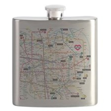 Love map Flask