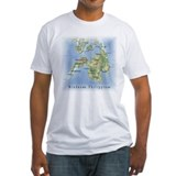 Mindanao Map Gifts Shirt