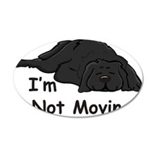 Newfie Carpet Wall Decal