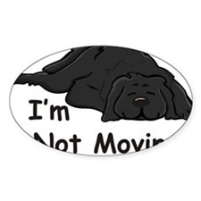 Newfie Carpet Decal