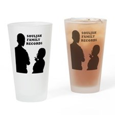 SOULJAH FAMILY RECORDS Drinking Glass