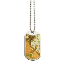 Harp Harpist Dog Tags