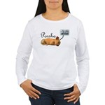 Porsha Dreams Women's Long Sleeve T-Shirt