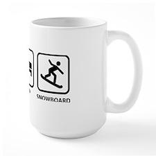 eatSleepSnowb2A Mug