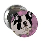 "Dot the Frenchie 2.25"" Button (100 pack)"