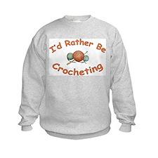 Crochet Sweatshirt