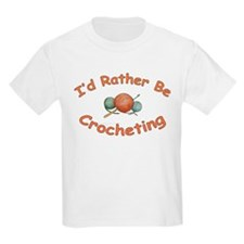 Crochet Kids T-Shirt