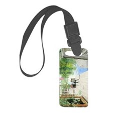 Upstream (tuffy) Luggage Tag