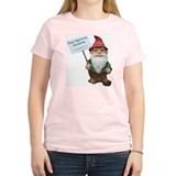 Protest Gnome: Pink T-Shirt