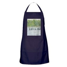 cormorants Apron (dark)