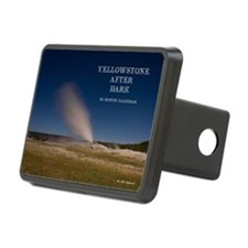 Yellowstone After Dark Cal Hitch Cover