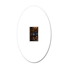 INSipadandipad2hardcase-b 20x12 Oval Wall Decal
