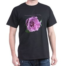 Lavender Rose Trinket Box T-Shirt