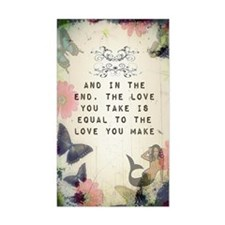 Vintage_Chick The Love You Mak Decal