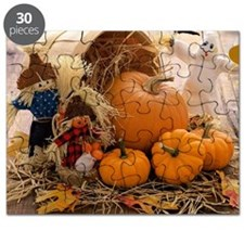 Fall Season Puzzle