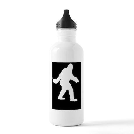 Bigfoot Flips The Bird Stainless Water Bottle 1.0L