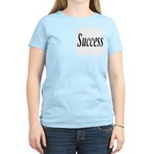 (Success - Edison - A) Women's Pink T-Shirt