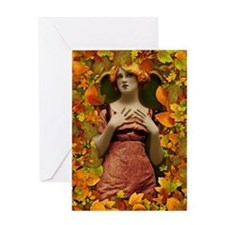 Autumn Beauty Greeting Card