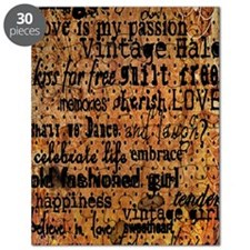 Vintage_Chick Guilty Pleasures Puzzle