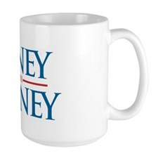 ROMNEY hides his MONEY Mug