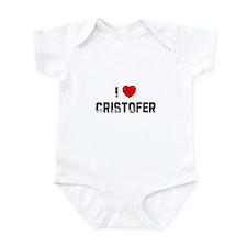 I * Cristofer Infant Bodysuit