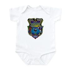 USS MAINE Infant Bodysuit