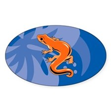 Newt Patches Decal