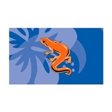 Newt Patches Wall Decal