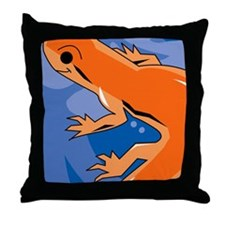 Newt iPad 2 Hard Case Throw Pillow