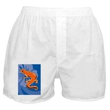 Newt Aluminum Photo Keychain Boxer Shorts