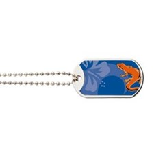 Newt Small Luggage Tag Dog Tags