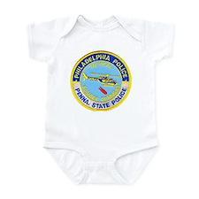 Pennsylvania Police Bomber Infant Bodysuit