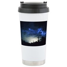 Desert Storm Ceramic Travel Mug